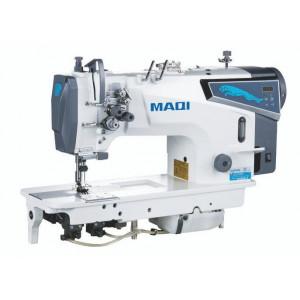 MAQI LS8720DP, промышленная швейная машина челночного стежка с увеличенным челноком